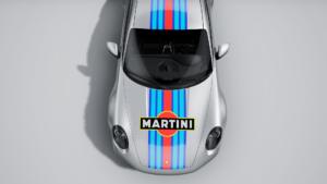 Porsche Carrera Martini 4